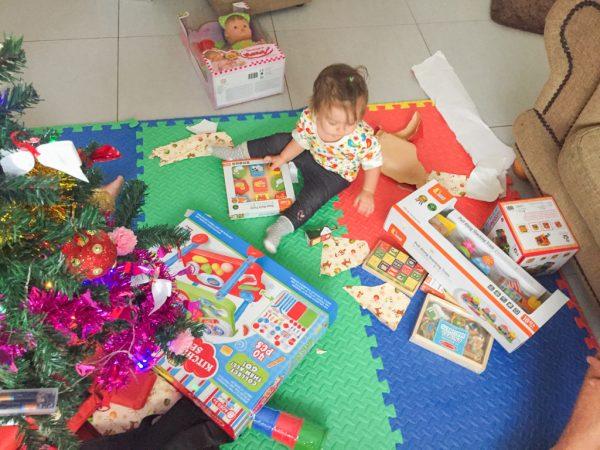 christmas, christmas presents, christmas for babies