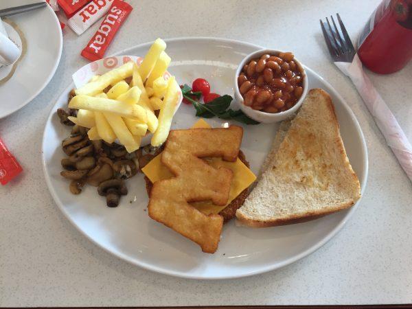 wimpy vegetarian breakfast
